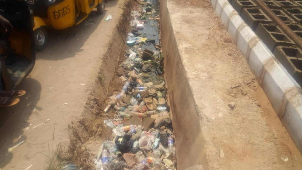 Anambra Works Comm. Ifejiofor Cautions Residents Against  Indiscriminate Dumping Of Refuse To Protect Roads