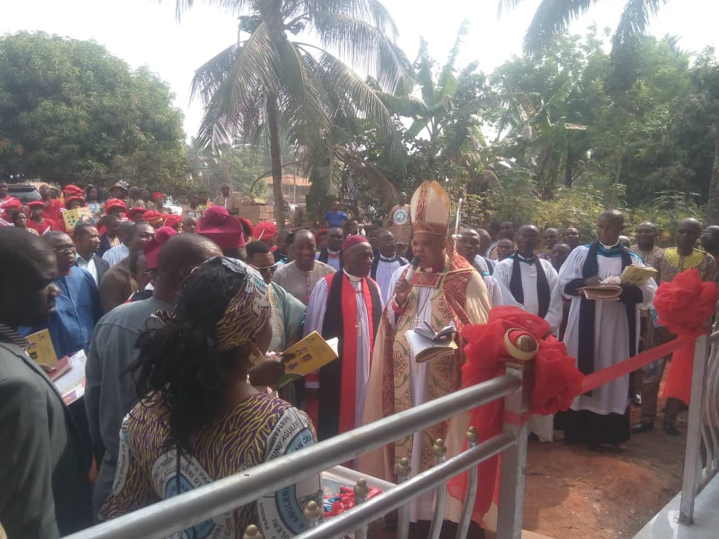 Aguleri Anglican Community Ends Centenary Celebration With Thanksgiving