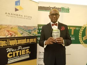 Anambra State Wins Beacon of ICT Awards For  E- Government Solutions Implementation