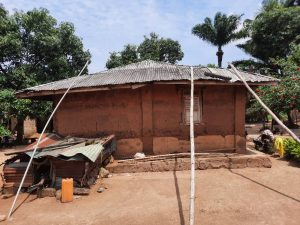 Modernity Edging Out Mud Houses In Communities