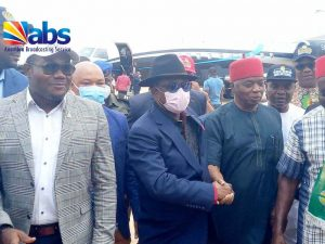 Obiano Lands At Anambra International Airport, Reassures Of Early Completion