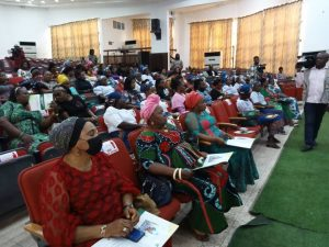 Sensitization Workshop On Women Participation In Continuous Voter Registration Ends In Awka