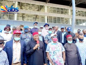 Air Peace Airline CEO Onyema, NLC Extol Socioeconomic Potential Of Anambra Airport Facility