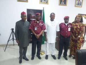Anambra Assembly Speaker Okafor Urges FRSC To Intensify Enlightenment Campaign On Safety Measures To Reduce Crashes