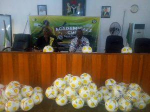 Anambra State Sports Development Commission Holds Semifinal Draws For 2020 Academicals Cup