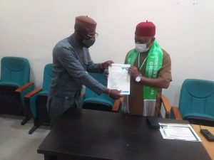 Centre For Ethics And Self Value Orientation Presents Integrity Icon Award To Anambra Lawmaker Aforka