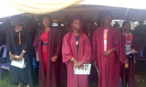 FCET Umunze Holds Matriculation Ceremony, Reads Riot Act Against Cultism