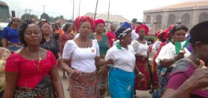 Anambra Governorship Election: Women Hold Peaceful March In Awka Against Imposition Of Candidate