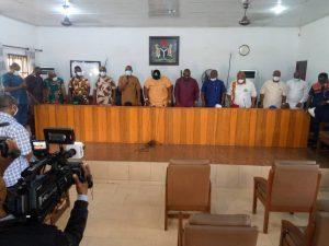 Anambra Governorship Election: 14 Political Parties Reject Use Of Owerrri For Storage Of Election Materials