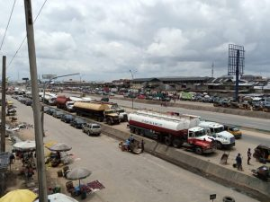 Apprehension As Fuel Tankers Flood Commercial City Of Onitsha