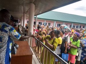 Beneficiaries Of FG Conditional Cash Transfer In Anambra Receive Six Month – Stipend Arrears