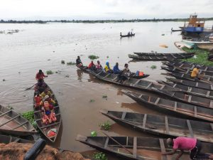Canoe Operators At Otuocha Seek Govt, Private Sector Interventions To Improve Water Transportation