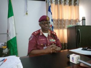 FRSC Engages Heavy Duty Truck Union In Anambra Over Road Crashes