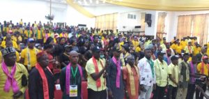 HOSTCOM Holds Convention, Inaugurates Coordinators From 21 LGA Of Anambra State