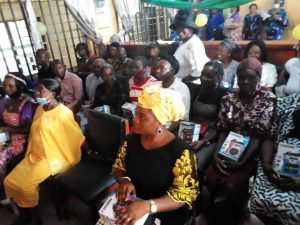 International Literacy Day: Anambra State Govt Distributes Radio Sets To Adult Education Learners