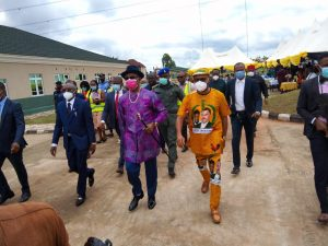 Obiano Reechoes Call For Anambra Residents To Get COVID -19 Vaccination