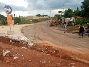 RCC Bows To Public Outcry, Redesigns Access Road Islands Along Enugu – Onitsha Expressway Sequel To ABS News Reports