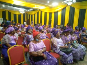 Vote APGA To Protect Anambra, Your Children's Future…. Anambra Governor's Wife, Mrs Obiano Asks Women